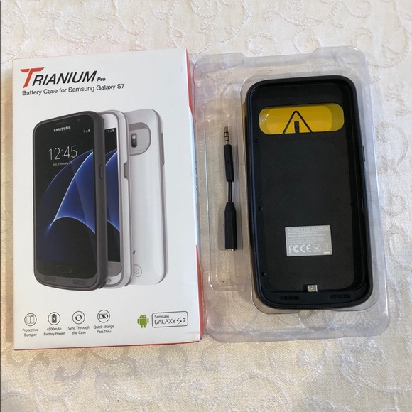 best service 45ffe d28a4 Trianium Atomic S Pro Case for Samsung Galaxy S7